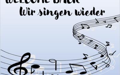 Konzert 31.10.2021 WELCOME BACK – wir singen wieder